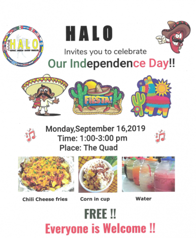 Buster Happenings – HALO Celebrates Independence Day