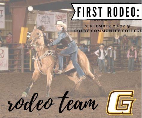 Garden City Community College Rodeo Team's Challenge