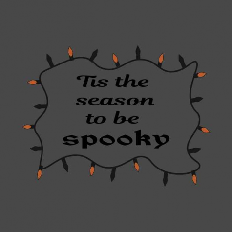 Tis The Season To Be Spooky