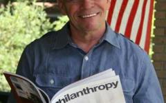 GCCC To Host Author & Philanthropist