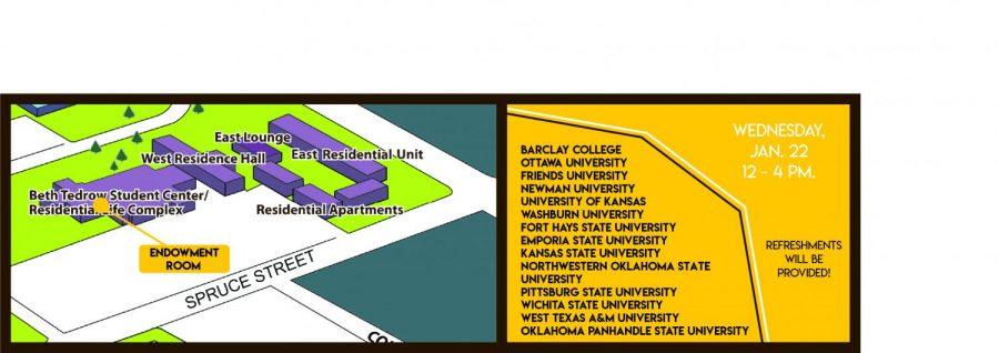 TRIO SSS College Fair