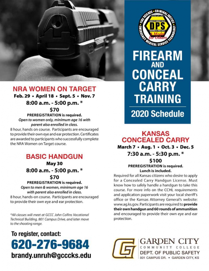 Firearm Safety Courses Available in 2020