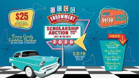 "Get ""Lost in the 50s"" with the Endowment Auction This March"