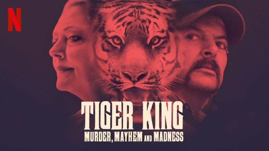 Tiger King Still Ranks Third in Netflix's top 10 in the USA a Month After Release.