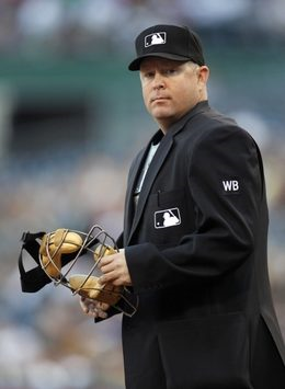Garden City Raised Umpire Selected for the 2020 World Series