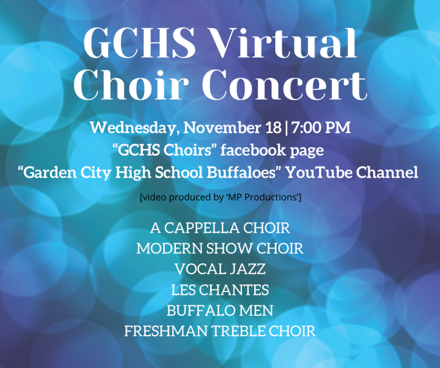 GCHS Virtual Concert