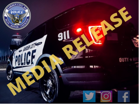 GCPD Media Release: Distribution of Methamphetamine
