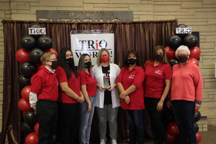 Celebrating TRIO