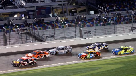 Austin Dillion beats Bubba Wallace to win the 2nd Daytona Duel on Thursday Night.