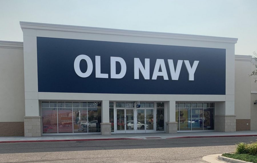 Old Navy Hits the Market