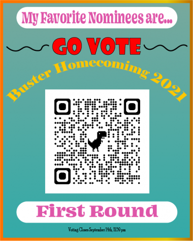 Homecoming 2021 Royalty Election: Round 1